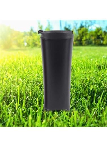 Tohana Tohana THN-74922 500ml Mug Termos Bardak Kupa Siyah Renkli